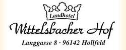Logo Hotel Wittelsbacher Hof